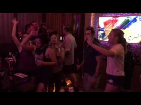 SDSC 2017 China Trip Karaoke Night
