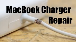 MacBook charger repair