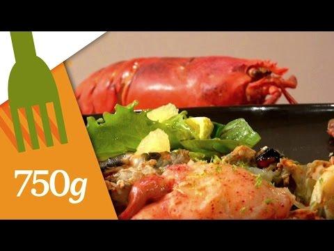 cuire-un-homard-à-la-plancha---750g