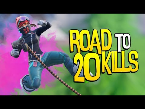 SCHLITTERPARTIE   Road to 20 Kills