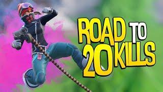 SCHLITTERPARTIE | Road to 20 Kills
