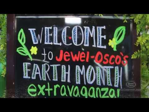 Earth Month 2018 at Jewel-Osco