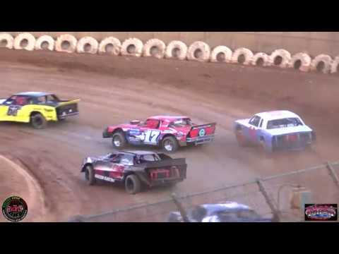 Placerville Speedway July 27th, 2019 Pure Stock Main Event Highlights