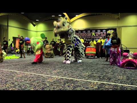 2013 Legends of Kung Fu and Lion Dance Competition Introduction