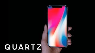 Everything new about Apple's iPhone X