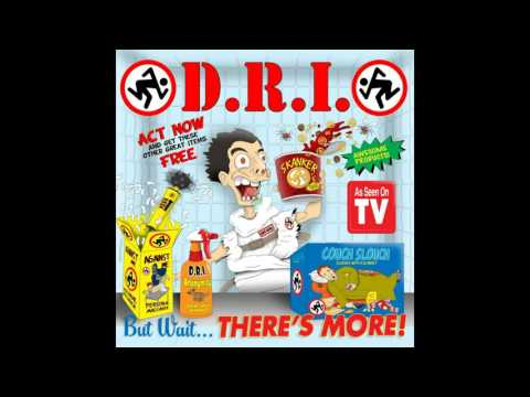 .D.R.I. - But Wait There's More - (2016)
