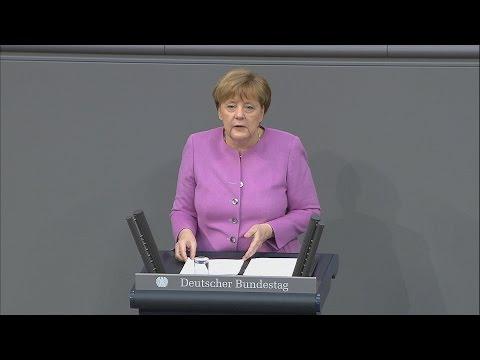 """Merkel kritisiert Erdogan: """"Traurig, deplatziert, deprimierend"""""""