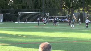 Ronan Higgins - Sophomore Year - Soccer Highlight Reel (Class of 2018)