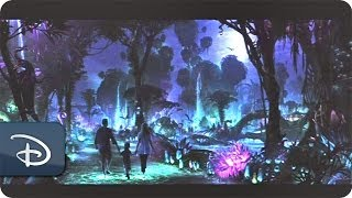 Construction Begins For AVATAR-Inspired Land | Disney