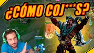 Draven Y EL FINAL DE LA PARTIDA | League Of Legends