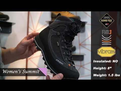 2020 Crispi Women's Hunting Boots