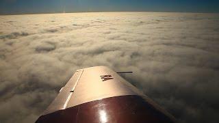 Полёт за облака на Як-18т