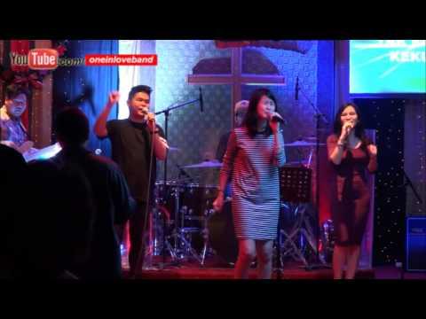 Sukacita Surga - One In Love Band COVERED - December 2015
