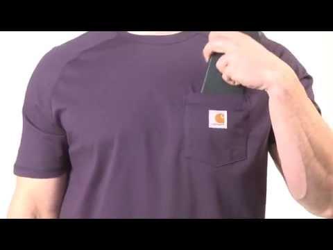 Carhartt 100410 Short Sleeve Work Shirt