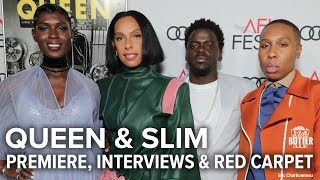 Queen & Slim: Premiere, Interviews & Red Carpet | Extra Butter