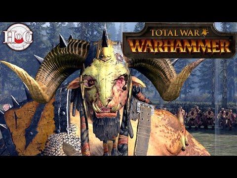 More Centigor - Total War Warhammer Online Battle 116