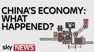 What Happened To China's Economy?