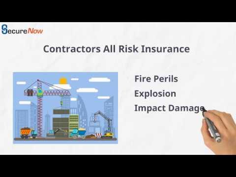 Construction All Risk Insurance