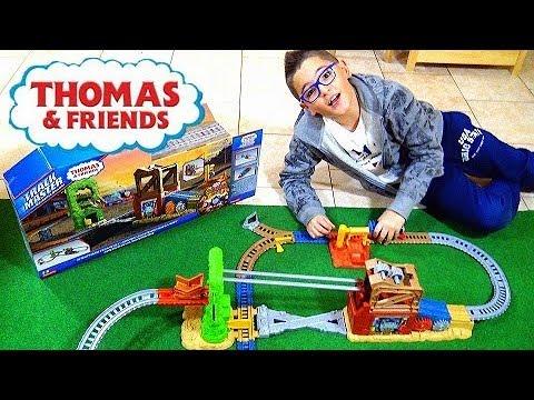 NUOVA PISTA TRENINO THOMAS & FRIENDS - Leo Toys