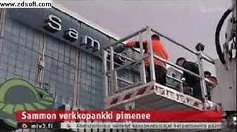 MTV3 kertoo Sampopankin verkkopankin uusista vaatimuksista