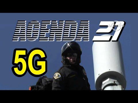 TMN | AGENDA 21 - 5G Emitters in Anaheim CA