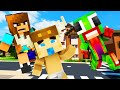 Minecraft - WHO'S YOUR MOMMY - BABY KILLS MOMMY ?! (Who's Your Daddy) (Minecraft Kids Roleplay)