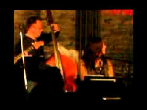 """"""" Influence """",  """" Rialto """". Live performance by the Kathleen Gorman Group, at the Trane Studio, March, 2012"""