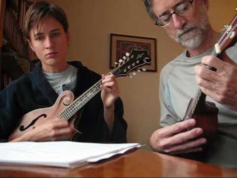 East Virginia Blues - Mandolin & Uke