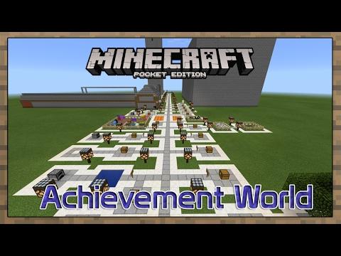 minecraft xbox one achievement world 2017