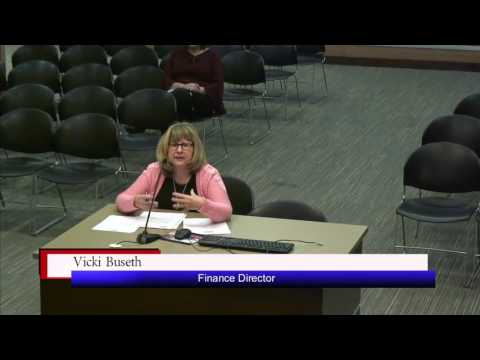 Brookings County Commission 2016-11-15