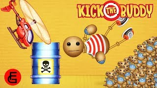 Random Weapons VS The Buddy #18  | Kick The Buddy | Android Games 2018 Gameplay | Friction Games