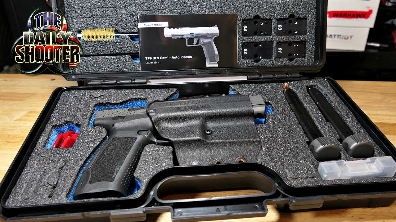 Canik TP9SFx Incredible Value