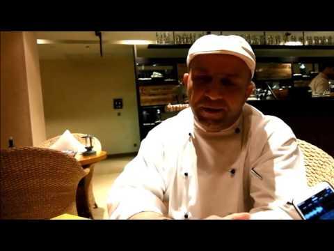Chef Danilo @ Anantara