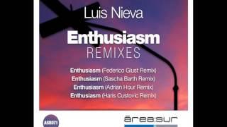 [ASR071] Luis Nieva - Enthusiasm (Federico Giust remix)