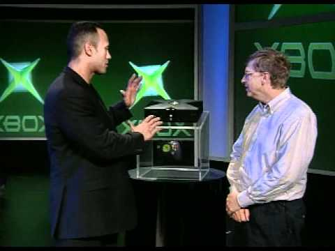 The Rock & Bill Gates - Introducing Xbox