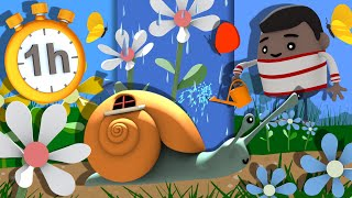 Petit Escargot - Comptines à Gestes pour Bébé