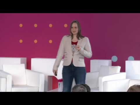 Nell Watson (Singularity University) | TNW Conference | Machine consciousness vs moral conscience