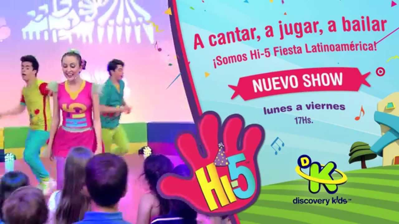 Discovery Kids Hi5 Youtube