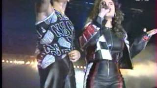 2 Unlimited - No Limit (Live Dance Machine 2)