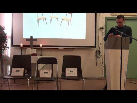Zitten, wandelen en standhouden | Op welke stoel zit jij? | Peter Baan