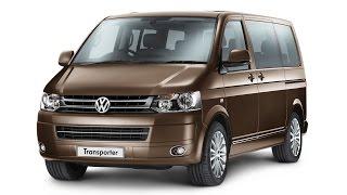 Замена лобового стекла на Volkswagen Caravelle в Казани.