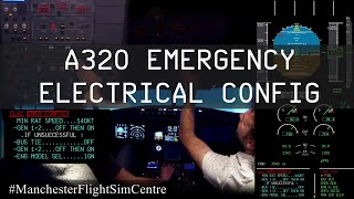 A320 Emergency Electrical Config