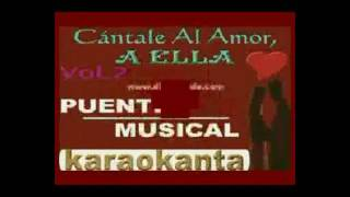 Otra Como Tu Eroz Ramazzotti karaoke