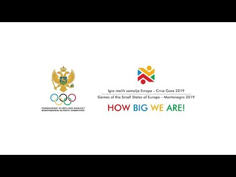 Games of the Small States of Europe Montenegro 2019 - Day 1