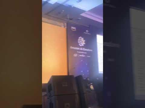 Accel Partners- India CTO Vasan Subramanian @ Amazon AI Conclave Bangalore