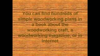 Woodworking Plans | Woodworking Projects