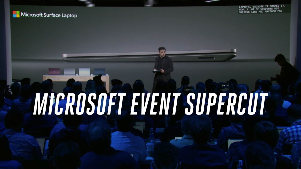 microsoft edu event