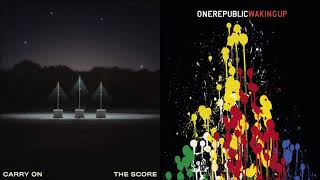 Golden Secrets (mashup) - The Score + OneRepublic