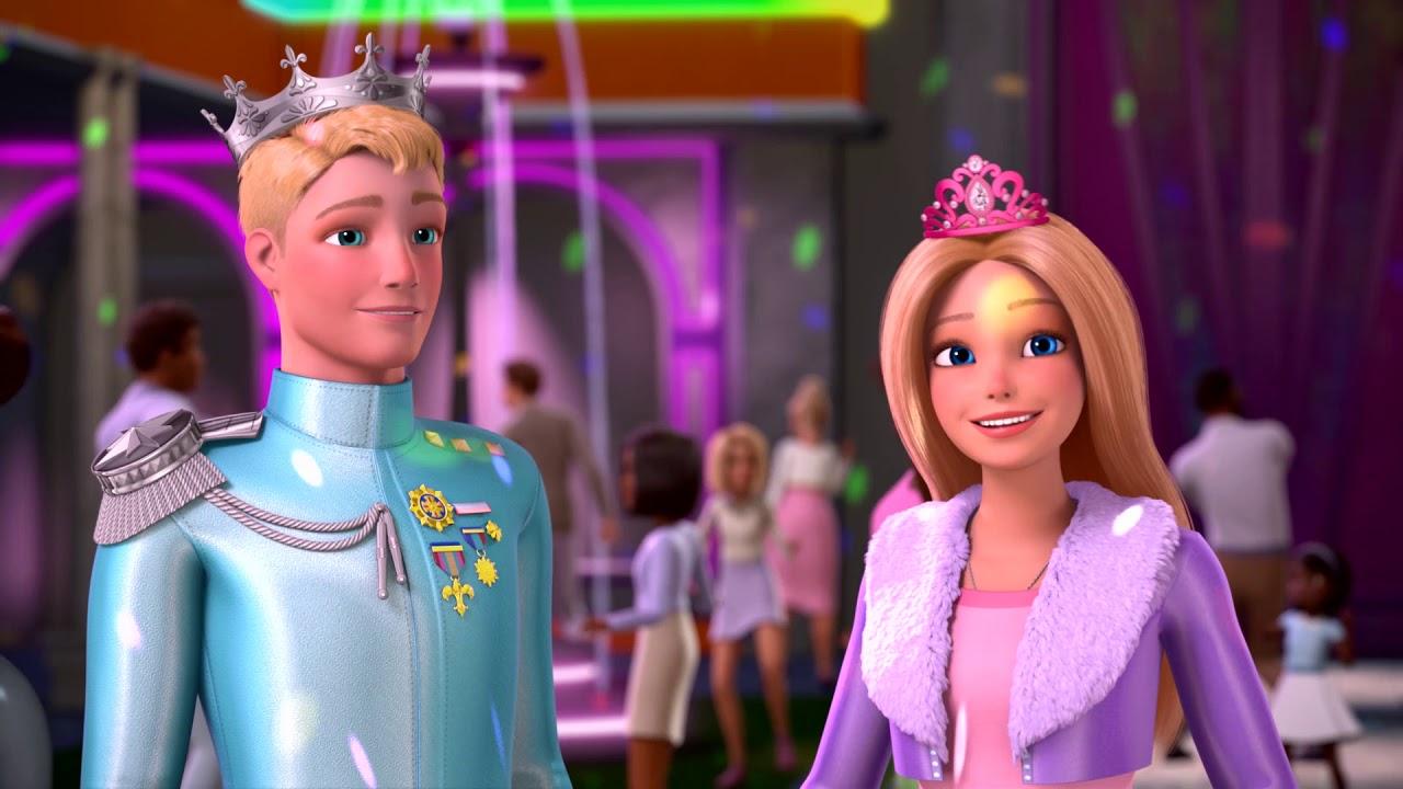 Download Barbie Princess Adventure: Sag JA zum Leben