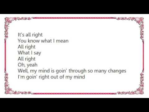 Buddy Miles - Them Changes Lyrics